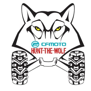 CF Moto Hunt The Wolf 2018
